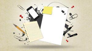 tænk over dine ord, når du skriver